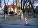 Rozpoczęcie prac budowlanych wokół Filharmonii Zielonogórskiej
